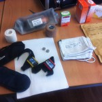 Material estudio ritmos circadianos de la regata New York-Barcelona